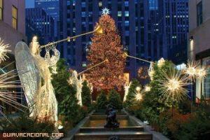 Los Arboles de Navidad más impresionantes