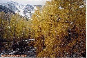 Vacaciones otoñales en Aspen
