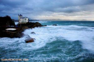 Vacaciones en Biarritz