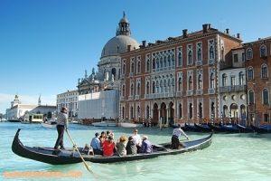 Vacaciones románticas en Venecia
