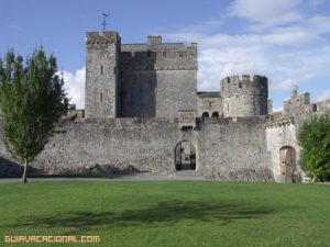 Irlanda y el Castillo de Cahir