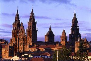 Haciendo turismo por Santiago de Compostela