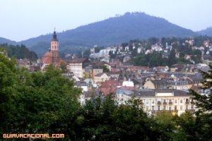 Alemania y la Selva Negra