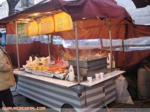 Turismo gastronómico callejero