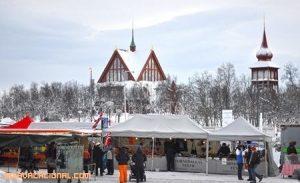 Festival de nieve en Kiruna