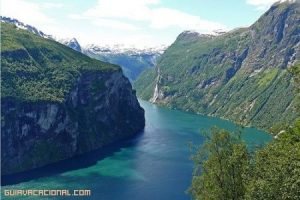 Vacaciones en Noruega