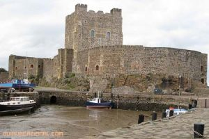 Un viaje al Castillo de Carrickfergus