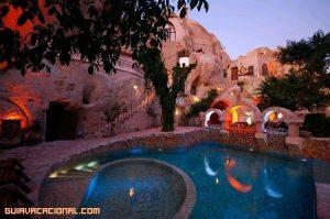 Vacaciones en hoteles románticos y con encanto