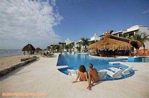 Vacaciones nudistas en México