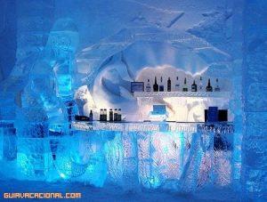 Ice Hotel en Québec