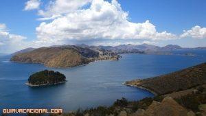 El Lago Titicaca y la Isla del Sol
