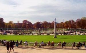 Vacaciones en París