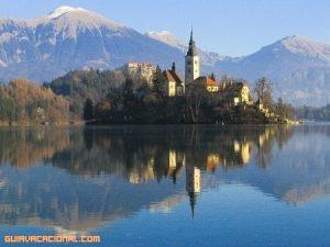 Vacaciones románticas en el Lago Bled