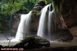 Visita a los Parques Naturales de Tailandia