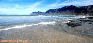 Fantásticas playas nudistas en Lanzarote (II)