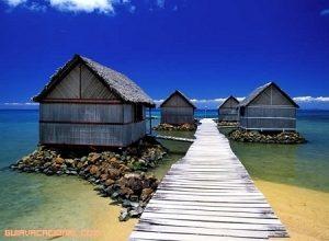 Playas exóticas en Madagascar