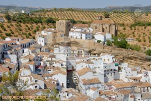 Turismo por los pueblos blancos de Andalucía