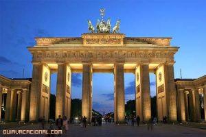 De viaje por la ciudad alemana de Berlín