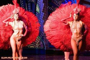 Visita al Moulin Rouge de París