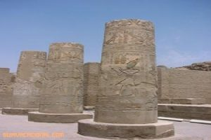 Visita al Templo a Sobek en Egipto