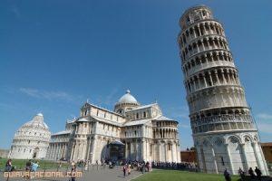 Unas vacaciones culturales en Pisa