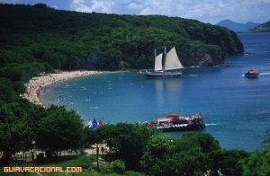 Vacaciones en la isla Mayreau