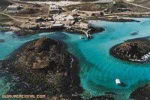 La Isla de Lobos en Fuerteventura