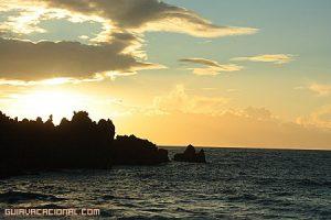 Playa costera con encanto en Canarias