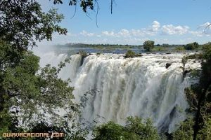 Cataratas Victoria Patrimonio de la Humanidad