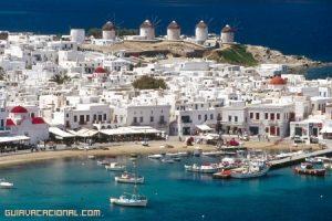 Vacaciones paradisíacas en las Islas Griegas