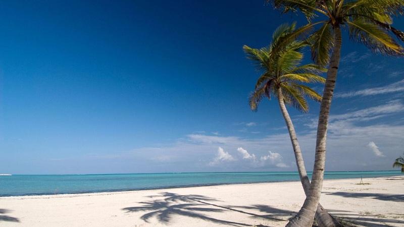 mejores playas en el caribe