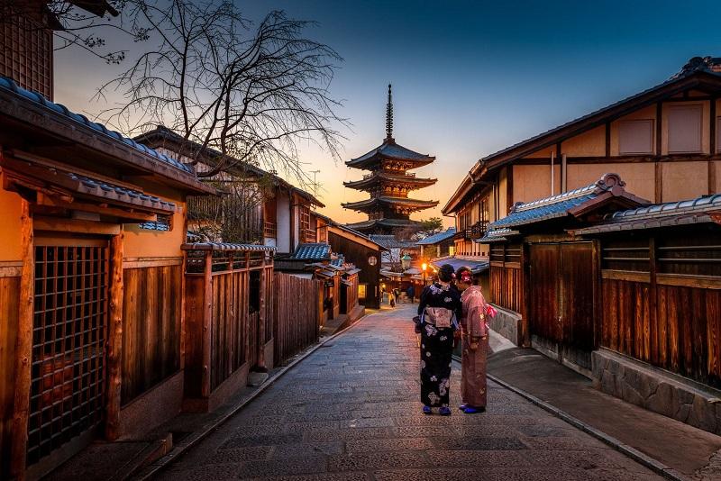 puntos claves en japón
